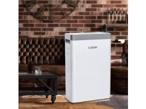 550 Sq Ft Air Purifier with True HEPA Air Filter  COLZER 142C
