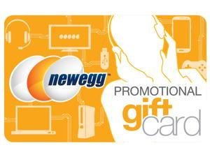 Newegg Promotional Gift Card
