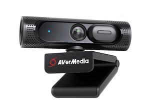 AVerMedia CAM 315 Webcam - 2 Megapixel - 60 fps - USB Type A - 1920 x 1080 Video - CMOS Sensor - Fixed Focus - Microphone
