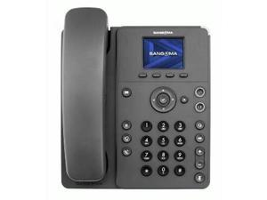 Sangoma - 1TELP310LF - Phone, P310, 2-Line SIP with HD Voice, 2.4 Inch Color Display