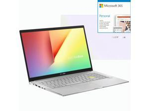 "Asus VivoBook S15 S533 S533EA-DH51-WH 15.6"" Notebook - Full  + Microsoft 365 Bundle"