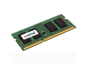 Crucial 8GB DDR3L 1600 (PC3L 12800) CL11 ECC Unbuffered SODIMM CT102472BF160B