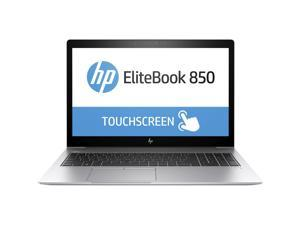 "HP EliteBook 850 G5 (3RS10UT#ABA) Intel Core i7-8650U 8GB DDR4 RAM 256GB M.2 SSD Windows 10 Pro 15.6"" Touchscreen Laptop"