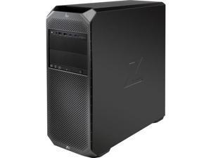 HP Z6 G4 Workstation - Xeon Silver 4208 - 32 GB RAM - 256 GB SSD - Tower - Black