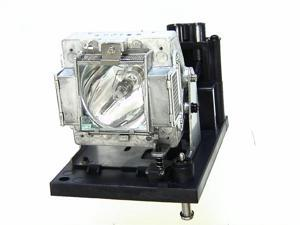 Replacement Lamp Assembly with Genuine Original OEM Bulb Inside for VIVITEK DU6871 Projector Power by Philips