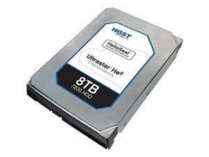 "HGST Ultrastar He8 HUH728080ALE604 8 TB 3.5"" Internal Hard Drive"