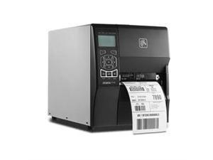 """Zebra ZT230 4"""" Industrial Direct Thermal Label Printer, LCD, 203 dpi, Serial, USB, ZPL, EPL, EPL2, XML Support - ZT23042-D01000FZ"""