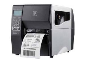 "Zebra ZT230 4"" Industrial Direct Thermal Label Printer, LCD, 203 dpi, Serial, USB, ZebraNet n Print Server (US & CAN), ZPL, EPL, EPL2, XML Support, US Cord - ZT23042-D01A00FZ"
