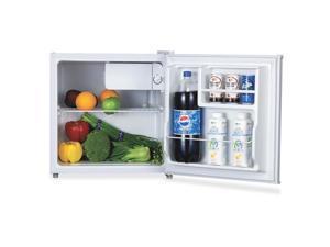 Lorell Compact Refrigerator 1.6 cu ft White 72310