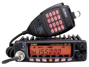 Alinco DR-138 60 watts VHF Mobile Transceiver Part 90 Business Transceiver
