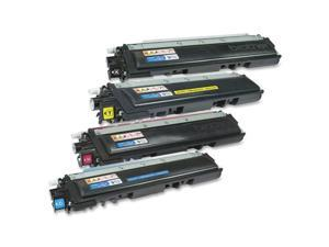 Toner Cartridge, 1,400 Page Yield, Yellow, Sold as 1 Each