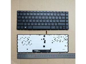 NEW for HP Pavilion 15-e000 15-n000 keyboard Nordic White NO Frame