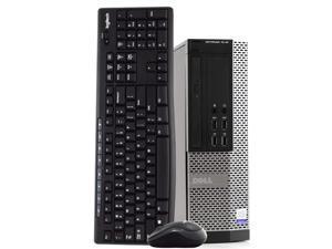 Dell Optiplex 7020 Desktop Computer PC, 3.20 GHz Intel i5 Quad Core Gen 4, 8GB DDR3 RAM, 500GB Hard Disk Drive (HDD) SATA Hard Drive, Windows 10 Professional 64bit