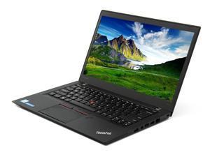"""Lenovo ThinkPad T460s Laptop Computer, 2.40 GHz Intel i5 Dual Core Gen 6, 8GB DDR4 RAM, 512GB SSD Hard Drive, Windows 10 Professional 64 Bit, 14"""" Screen"""