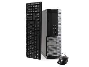 Dell OptiPlex 9020 Desktop Computer PC, 3.20 GHz Intel i5 Quad Core Gen 4, 8GB DDR3 RAM, 1TB Hard Disk Drive (HDD) SATA Hard Drive, Windows 10 Home 64bit