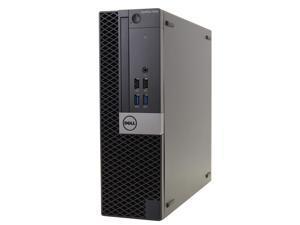 Dell Optiplex 7040 Desktop Computer PC, 3.40 GHz Intel i5 Quad Core Gen 6, 8GB DDR3 RAM, 2TB Hard Disk Drive (HDD) SATA Hard Drive, Windows 10 Professional 64bit