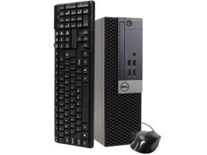 Dell OptiPlex 7040 Desktop Computer PC, 3.20 GHz Intel i7 Quad Core Gen 6, 16GB DDR4 RAM, 2TB Hard Disk Drive (HDD) SATA Hard Drive, Windows 10 Professional 64Bit