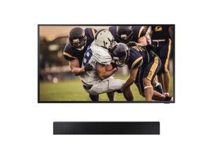 """Samsung QN75LST7TA 75"""" The Terrace QLED 4K UHD Outdoor Smart TV with HW-LST70T The Terrace Sound Bar"""