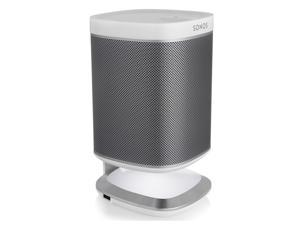 Flexson Illuminated Speaker Stand for Sonos Play:1 with USB Charger (White)