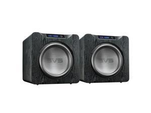 "SVS SB-4000 13.5"" 1200W Sealed Box Subwoofers - Pair (Premium Black Ash)"
