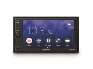 "Sony XAV-V10BT 6.2"" Media Touchscreen Receiver w/ Bluetooth"
