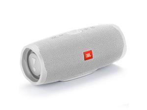 JBL Charge 4 Portable Bluetooth Speaker (White)