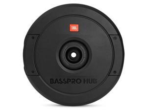 """JBL BassPro Hub 11"""" Spare Tire Subwoofer w/ Enclosure and Built-In Amplifier"""