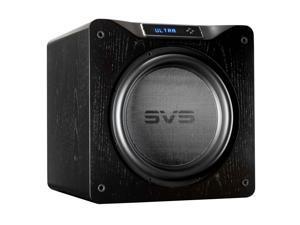 "SVS SB16-Ultra 1500 Watt DSP Controlled 16"" Subwoofer (Black Oak Veneer)"