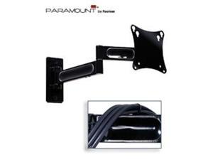 "PEERLESS PA730 Full Motion TV Wall Mount, 10"" to 22"" Screen, 25 lb. Capacity"