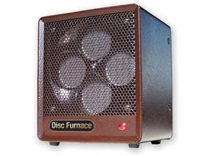 Comfort Glow BDISC6 Original Brown Box Ceramic Disc Heater, Brown