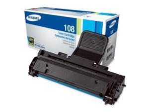 Samsung Black Toner Cartridge - Black - Laser - 1500 Page PAGE YIELD