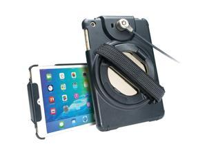 CTA PAD-ACGM iPad mini(TM)/iPad mini(TM) 2/iPad mini(TM) 3 Anti-Theft Case with Built-in Grip Stand