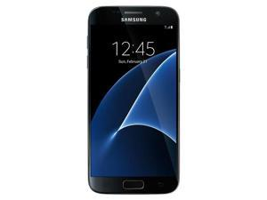 Samsung Galaxy S7 SM-G930T 32GB Black T-Mobile - Good
