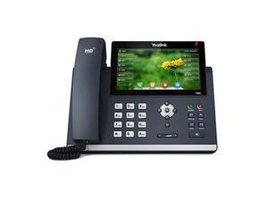 YEALINK SIP-T48S Ultra-Elegant Touchscreen Gigabit IP Phone