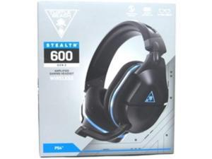Turtle Beach Stealth TBS-3140-01 600 Gen 2 Headset - PlayStation - Stereo - Wireless - 20 Hz - 20 kHz - Over-the-head - Binaural - Circumaural - Omni-directional Microphone - Black