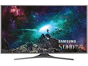 Samsung UN55JS7000 55-inch LED Smart 4K Ultra HDTV - 3840 x 2160 - Motion Rate 120 - Quad-Core Processor - Wi-Fi - HDMI