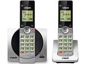 Vtech (CS6919-2) DECT 6.0 Dual Handset Cordless Phone with Caller ID