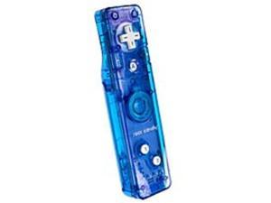 PDP PL-8560B Rock Candy Gesture Controller for Nintendo Wii - Blue