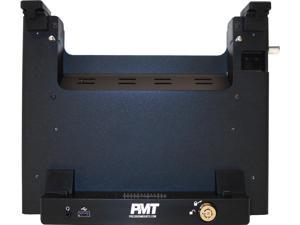 Precision Mounting Technologies AS7.D920.100-PS Vehicle Tablet Dock - For Dell Latitude 12 Rugged - Port Replicator - Black