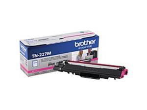 Brother TN227M High Yield Toner Cartridge - Magenta