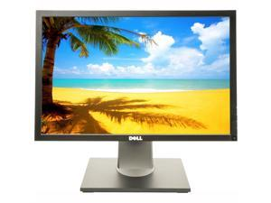 """Dell P1911B 1440 x 900 Resolution 19"""" WideScreen LCD Flat Panel Computer Monitor Display"""