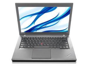 """Lenovo ThinkPad T440 Laptop Computer, 1.90 GHz Intel i5 Dual Core Gen 4, 16GB DDR3 RAM, 500GB SATA Hard Drive, Windows 10 Professional 64 Bit, 14"""" Screen"""