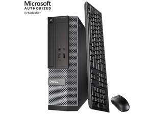Dell Optiplex 3020 SFF Computer PC i3-4130 Dual Core 3.4Ghz 4GB 256GB SSD DVD Windows 10 Pro