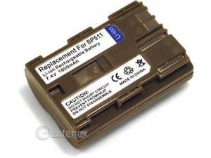 Battery for Canon bp-511 bp-511a bp-512 bp511 bp-522 bp-508 bp-535 bp-514 bp535 bp512 bp514 bp522