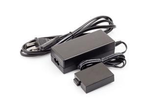 AC Wall Adapter for Canon ACK-E8 ACKE8 EOS Rebel T5i T4i T3i T2i 700D 650D 600D 550D Kiss X4 X5 X6