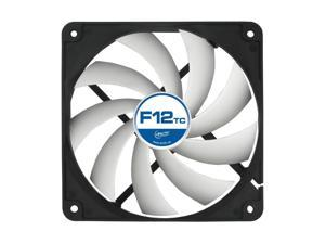 ARCTIC F12 TC - 120 mm Standard Low Noise Temperature Controlled Case Fan Model AFACO-120T0-GBA01