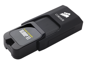 Corsair 16GB Voyager Slider X1 USB 3.0 Flash Drive Memory Model CMFSL3X1-16GB