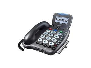 SONIC BOMB GM-Ampli550 Amplified phone with Talking Caller ID  / Desk or wall-mount, Hearing aid compatible