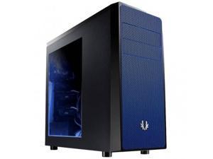 BITFENIX BFC-NEO-100-KKWSB-RP BitFenix Neos Window BFC-NEO-100-KKWSB-RP No Power Supply ATX Mid Tower Case (BlackBlue)