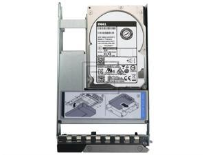"Dell 400-ATJM / WT1RW 1.2TB 3.5"" 10K RPM 512n Hybrid SAS HDD Kit X7K8W / Y004G"